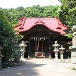 阿豆佐味天神社の総本宮のパワースポット【阿豆佐味天神社】