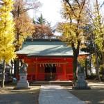 武蔵国一之宮のパワースポット【小野神社】