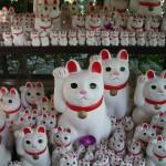 招き猫発祥の地のパワースポット【豪徳寺】
