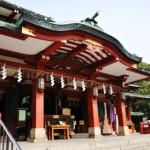 日本一のお神輿と骨董市・江戸最大の八幡様【富岡八幡宮】
