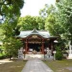 旧中野村の総鎮守のパワースポット【中野氷川神社】