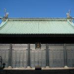 日本の学校教育発祥の地として知られるパワースポット【湯島聖堂】