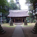 平将門終焉の地!茨城県の國王神社でパワーを感じよう!