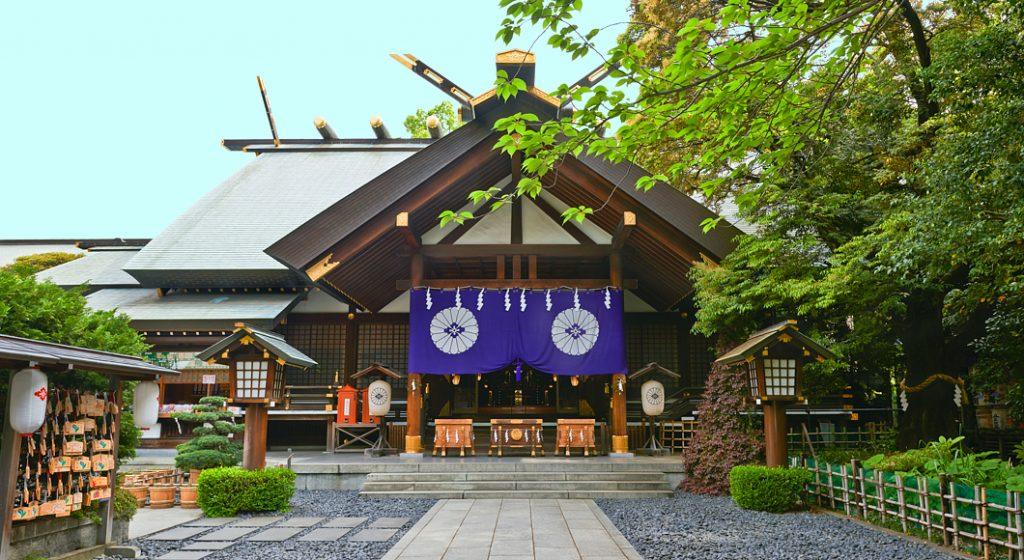 お散歩気分で東京大神宮周辺をぶらり散策〜おすすめ立ち寄りスポット〜