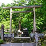 古代日本の歴史にも触れることができる「三夜沢赤城神社」