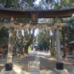 「氷川神社」の一つ!日光二荒神社の別社【中山神社】とは