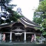 勝利成功・事業繁栄のパワースポット【太平山三吉神社】