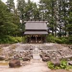 安産祈願のパワースポット【唐松神社】