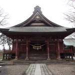 歴史の宝庫のパワースポット【日吉八幡神社】