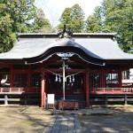 交通安全・五穀豊穣のパワースポット【八槻都々古別神社】