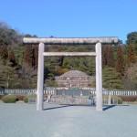 感謝の気持ちで参拝するパワースポット【多摩陵・武蔵野陵】