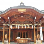 勝利祈願・商売繁盛・子授かりのパワースポット【立川諏訪神社】