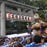 女神五神のパワースポット【北沢八幡宮】
