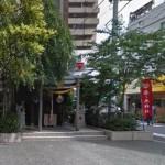 都会の真ん中の小さなオアシス・日本橋七福神・布袋尊【茶の木神社】