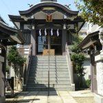 神楽坂の地名にゆかりのあるパワースポット【神楽坂若宮八幡神社】
