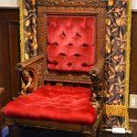 【口コミ】お願い事を叶えてくれるサターンの椅子