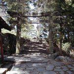 日光の原点!二荒山神社別宮の本宮神社