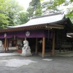 藤原秀郷公を偲んで建てられた唐澤山神社は勝ち運上昇の神様!