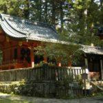 水の神様を祀る日光二荒山神社の別宮「滝尾神社」とその見所