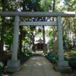珍しい名前の神社!駒木諏訪神社の兼務社【天形星神社】とは