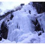【口コミ】山の中で目の前に白い物が現れる!「難所ヶ滝」の大つらら