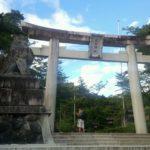 パワースポット!甲斐の国の総鎮護「武田神社」を紹介!
