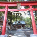 パワースポット!浅間神社のひとつ「小室浅間神社」を紹介