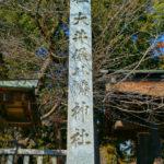 パワースポット!十一間流造「大井俣窪八幡神社」を紹介!