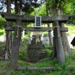 パワースポット!桑原城跡山腹に鎮座する「足長神社」を紹介