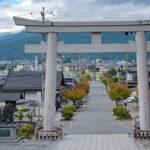パワースポット!御柱祭で有名な神社「諏訪大社・上社本宮」を紹介