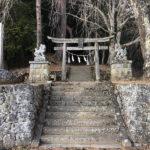 パワースポット!御柱を建てない神社「守屋神社」を紹介