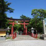 パワースポット!日本3大木造大鳥居の一つ「氣比神宮」を紹介